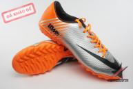 Giày đá bóng Mercurial IX 10M Worldcup 2014 trắng cam gia re. Xem nhieu