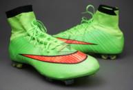 Giày bóng đá Mercurial Superfly IV FG Xanh tai ha noi. Random