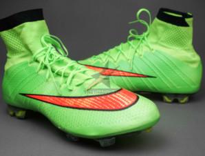 Giày bóng đá Mercurial Superfly IV FG Xanh_big_1