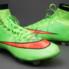 Giày bóng đá Mercurial Superfly IV FG Xanh_small_1