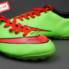 Giày bóng đá sân cỏ Nike Mercurial V TF Xanh Đỏ ( Hàng VN)_small_1