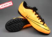 Giày đá banh Nike Mercurial V TF Vàng (Hàng VN) gia re. Random