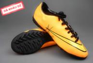 Giày đá banh Nike Mercurial V TF Vàng (Hàng VN) tai ha noi. Random