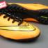 Giày đá banh Nike Mercurial V TF Vàng (Hàng VN)_small_1