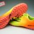 Giay da banh Nike Mercurial TF Vàng Cam_small_3