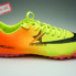 Giay da banh Nike Mercurial TF Vàng Cam_small_0