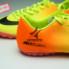 Giay da banh Nike Mercurial TF Vàng Cam_small_2