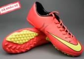 Giày đá bóng Nike Mercurial V TF Đỏ Vàng gia re tai ha noi. xem nhieu