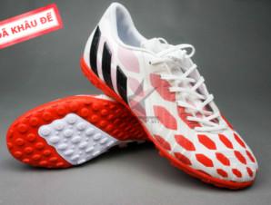 Giày đá bóng Predator Absolado TF Cam Trắng_big_0